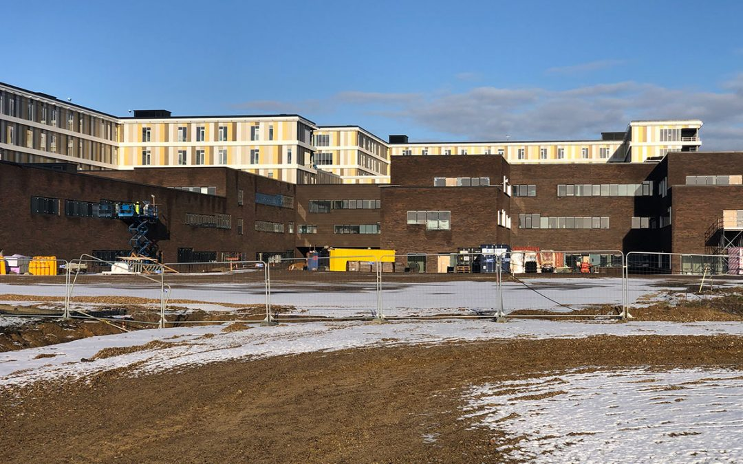 DNV Gødstrup, Herning